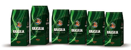 Cafés Brasilia - Bolsas de 1 KG