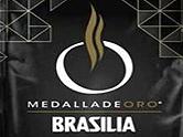 Cafés Brasilia Medalla de Oro