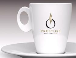 Taza Cafe Prestige Medalla de Oro